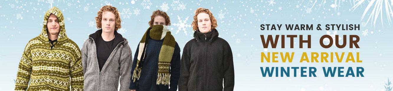 Men's Winter Wear