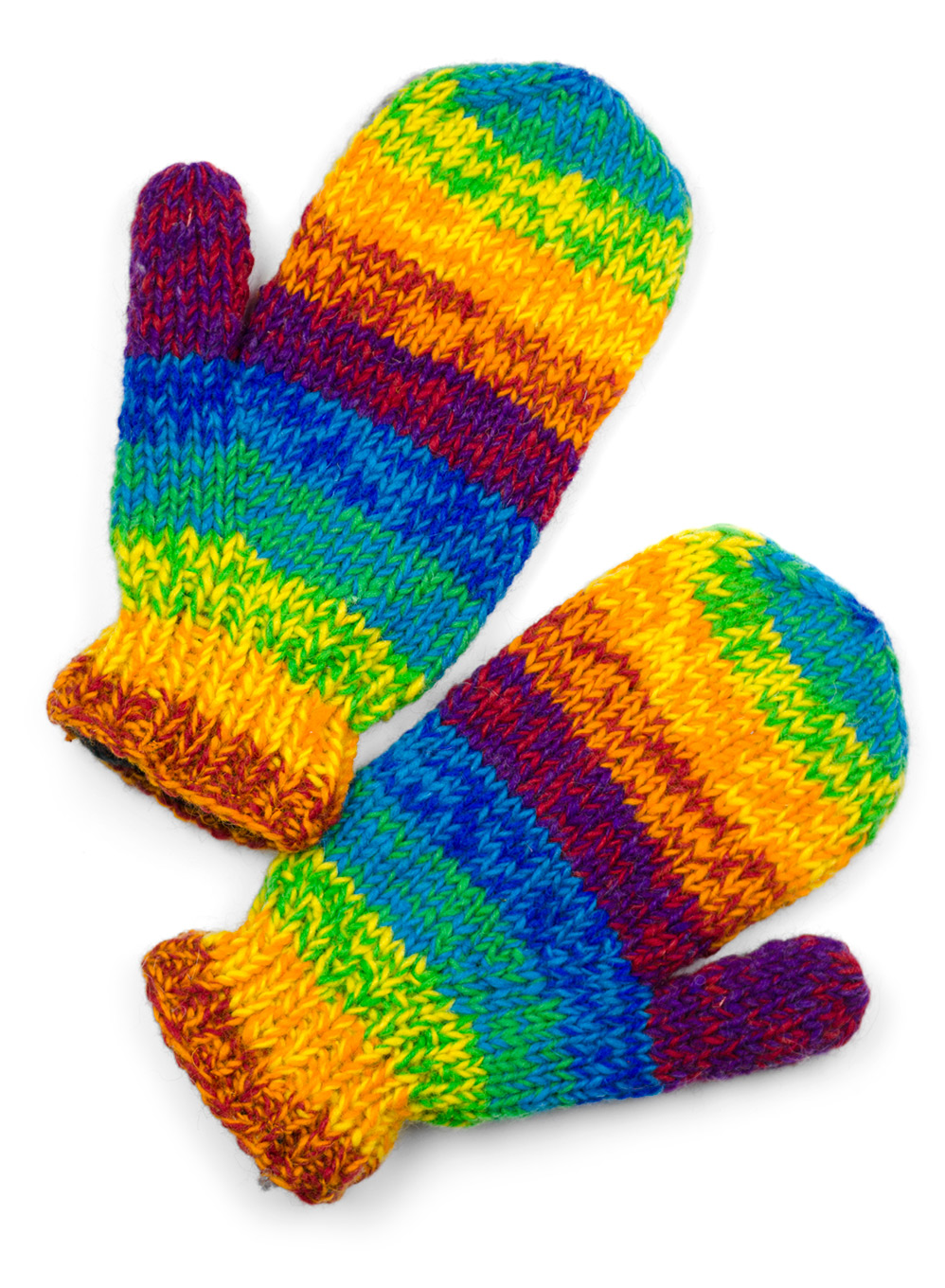 More Wool Mittens