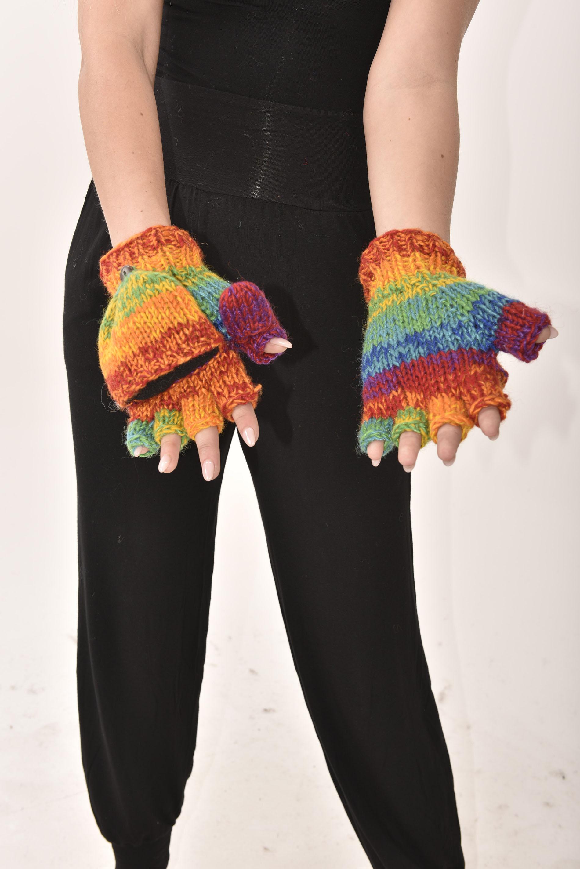 Glittens, Rainbow