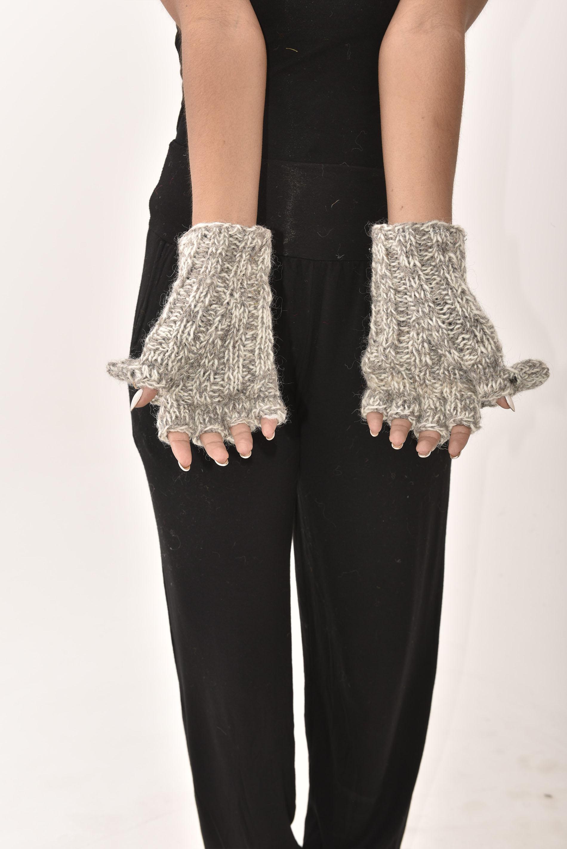 More Wool Glittens