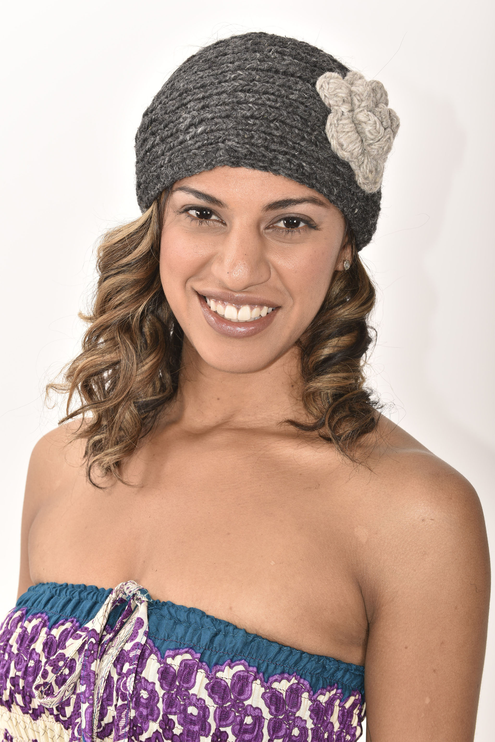 Headband, Charcoal