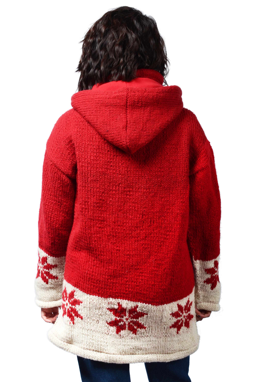 Long Length, Red Snowflake