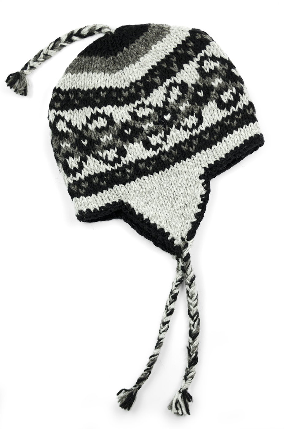Wool Vintage Sherpa Hats