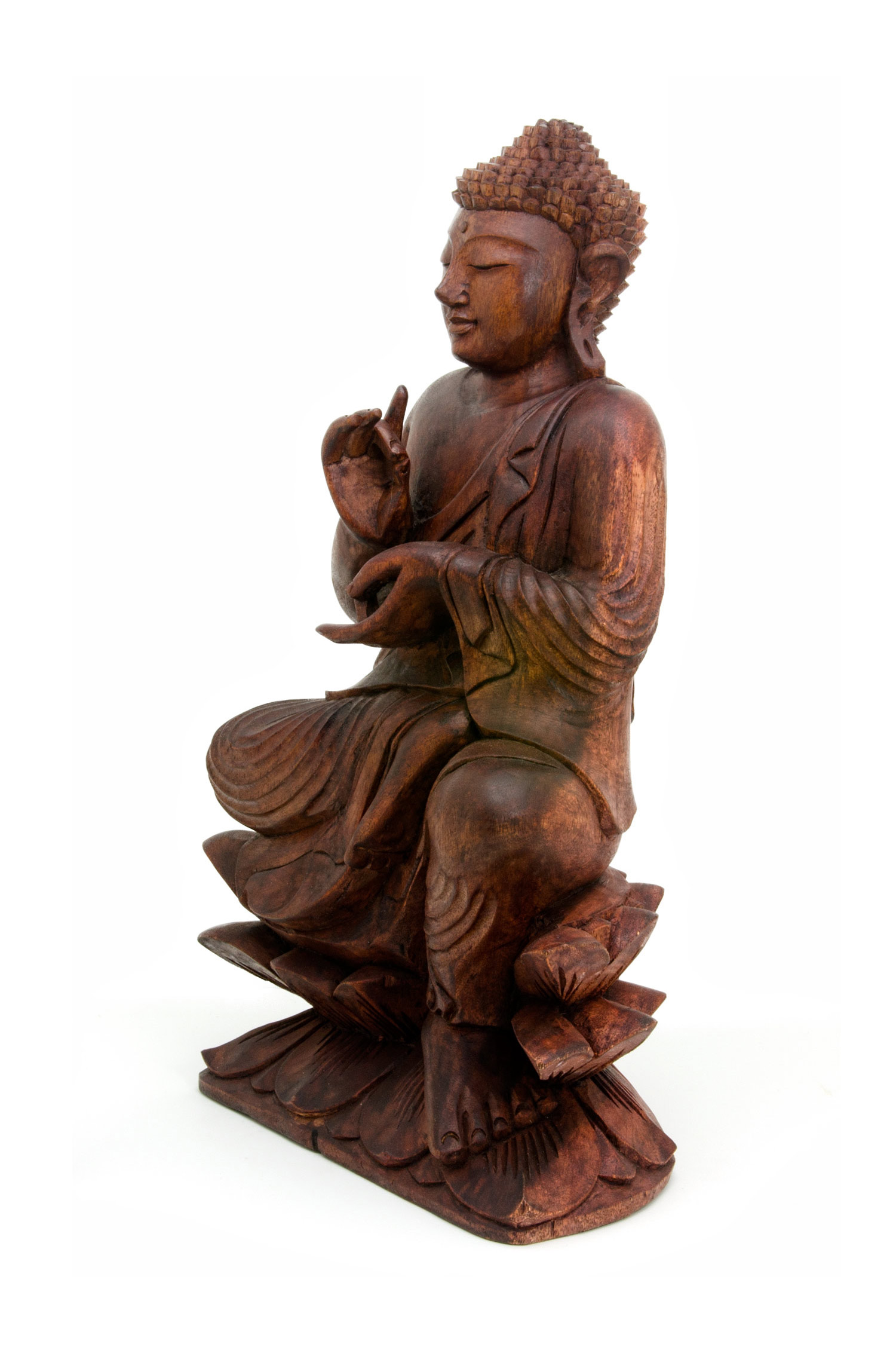 Patient Buddha on Lotus 16