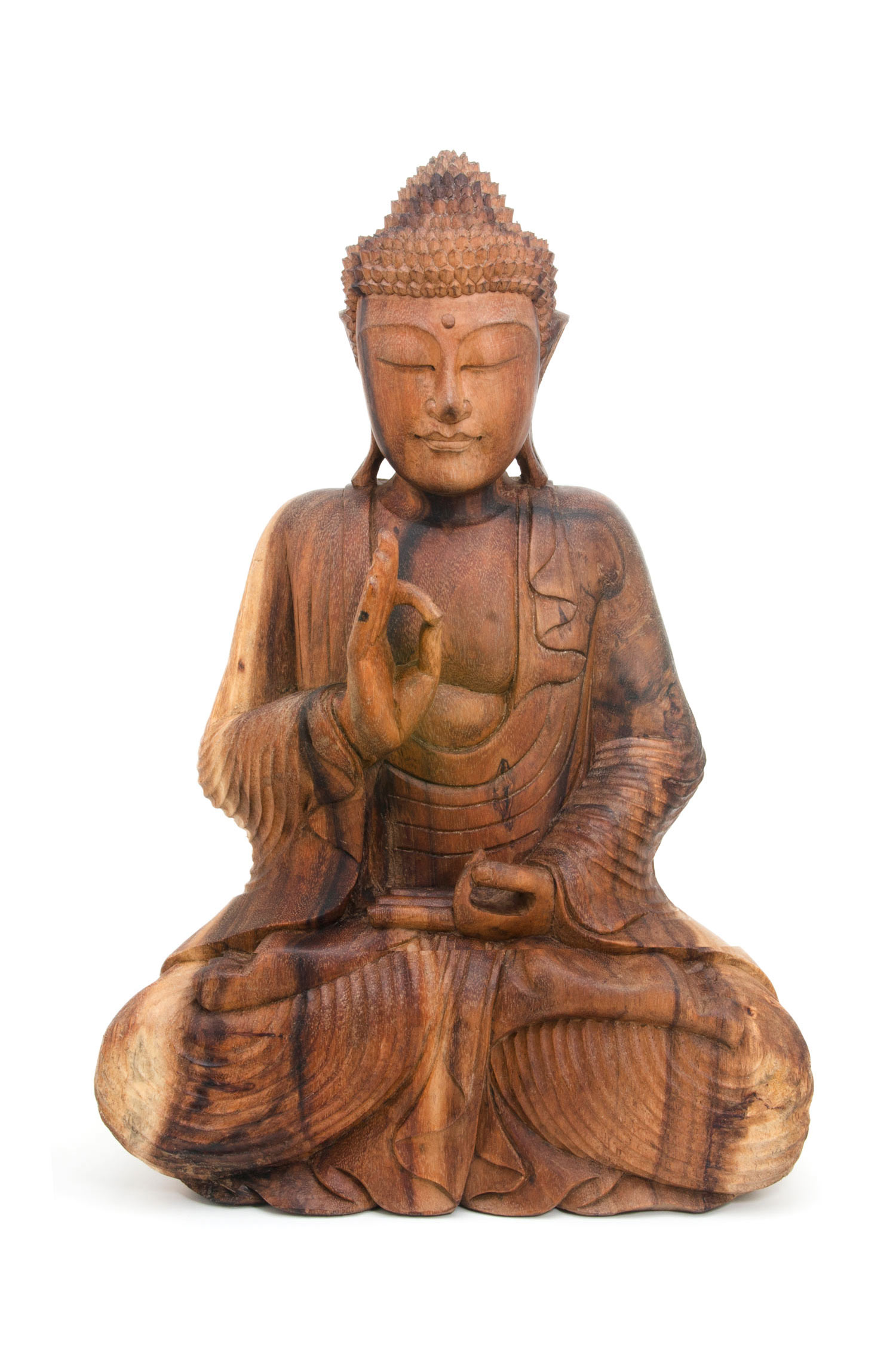 Teaching Buddha 18 Natural