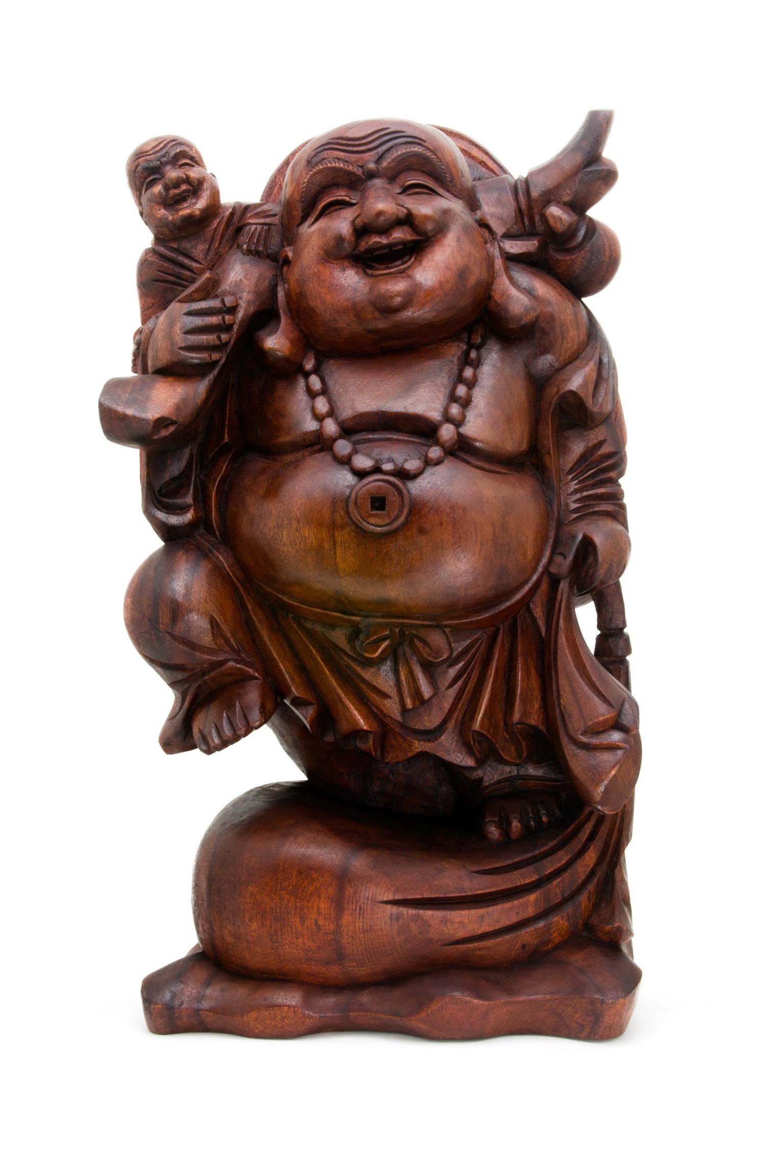 Future Buddha 24 Dark Mahogany