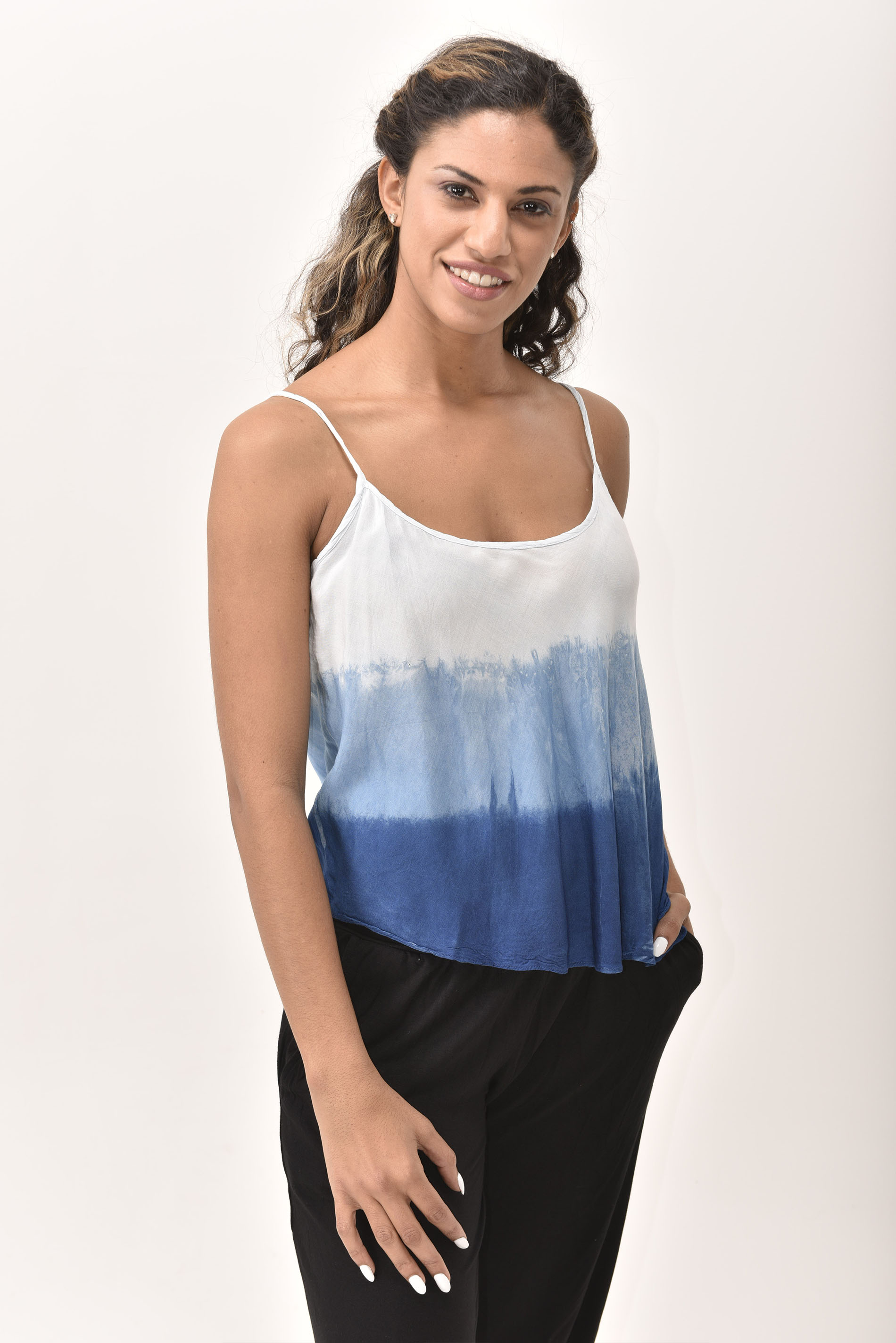 Tank Top, Indigo - 4509IS