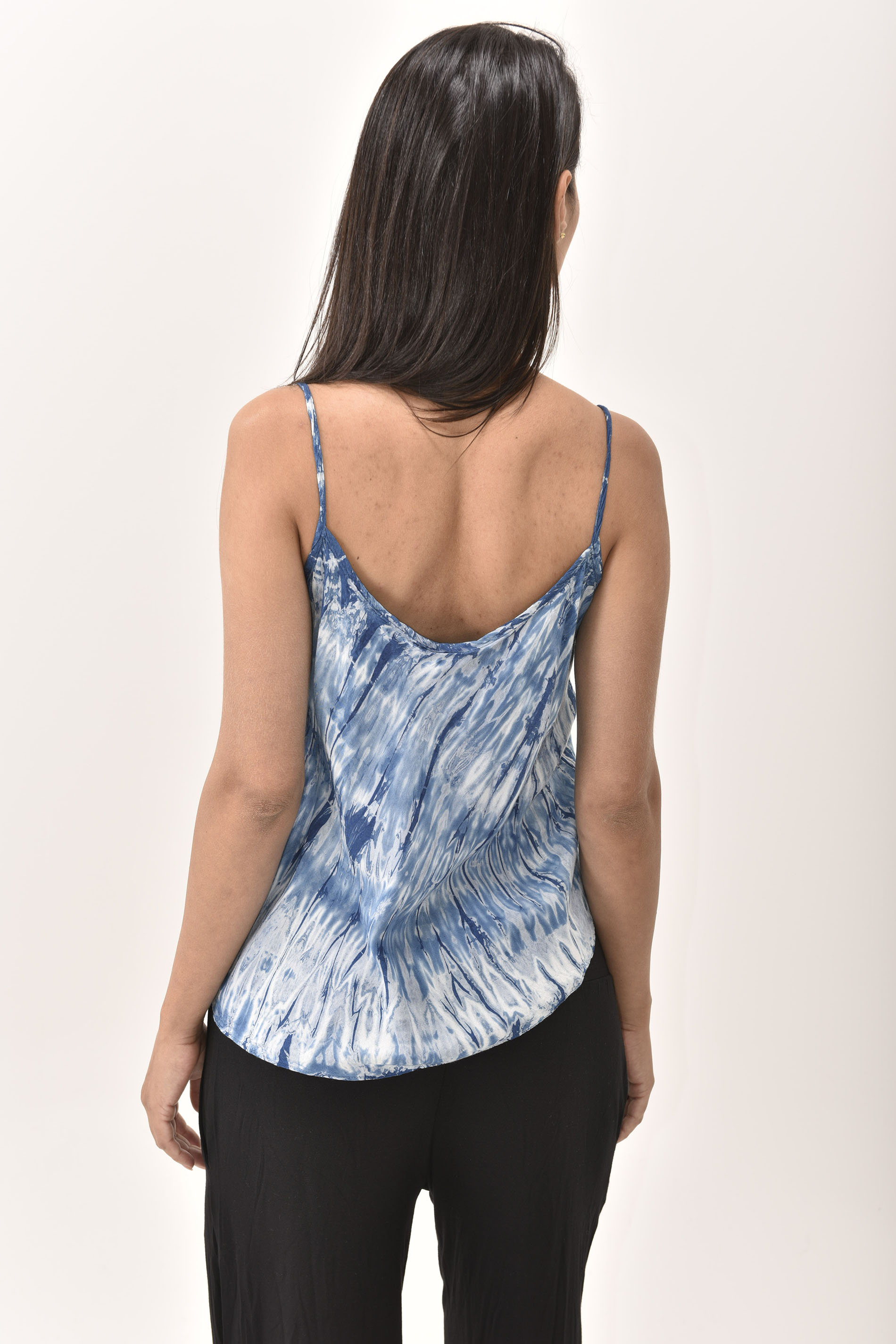 Tank Top, Indigo - 4509IT
