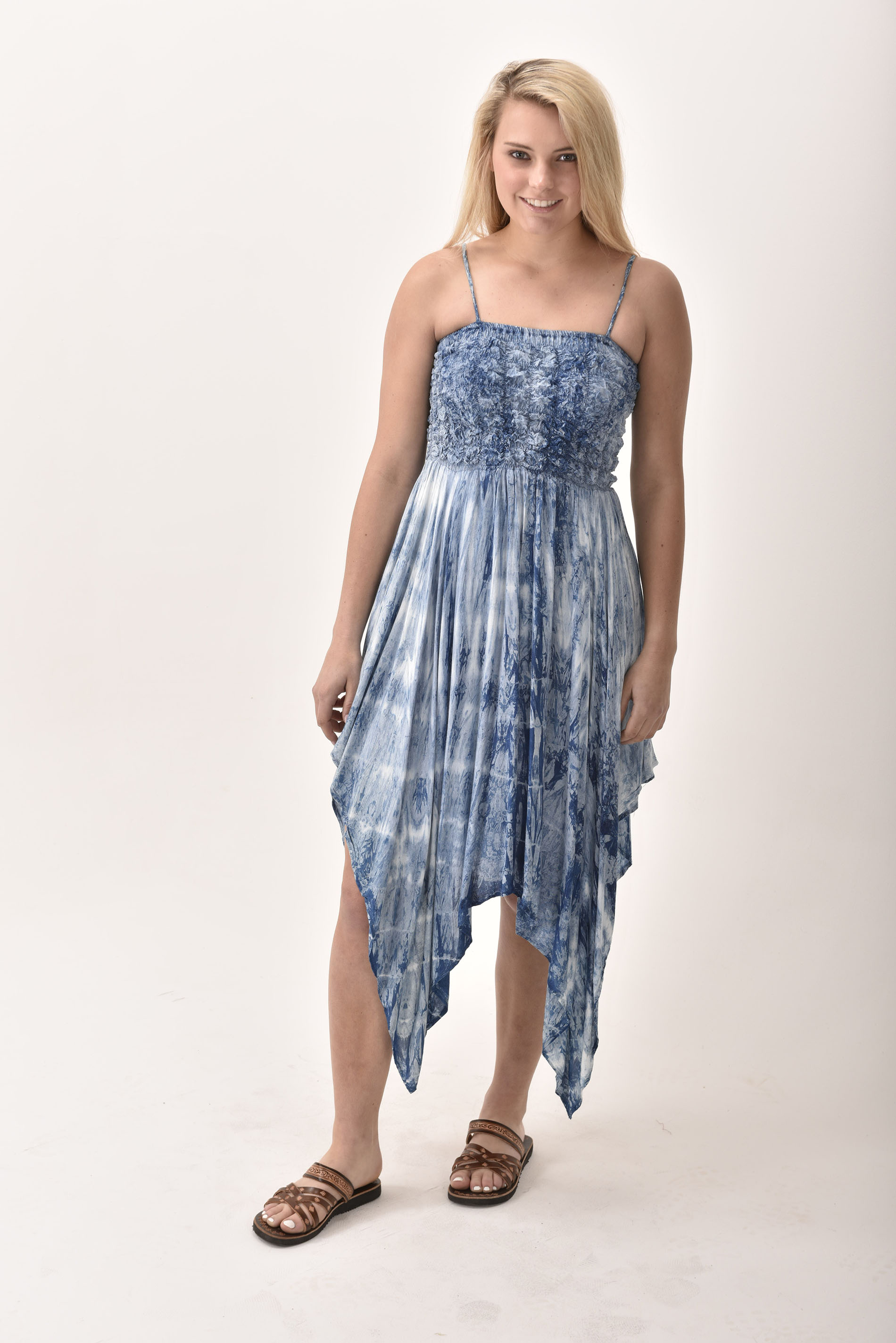 Fairy Dress, Indigo - 4567IT