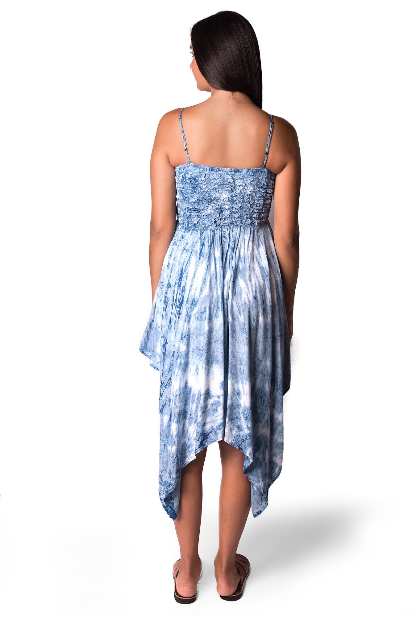 Fairy Dress, Indigo - 4567IT