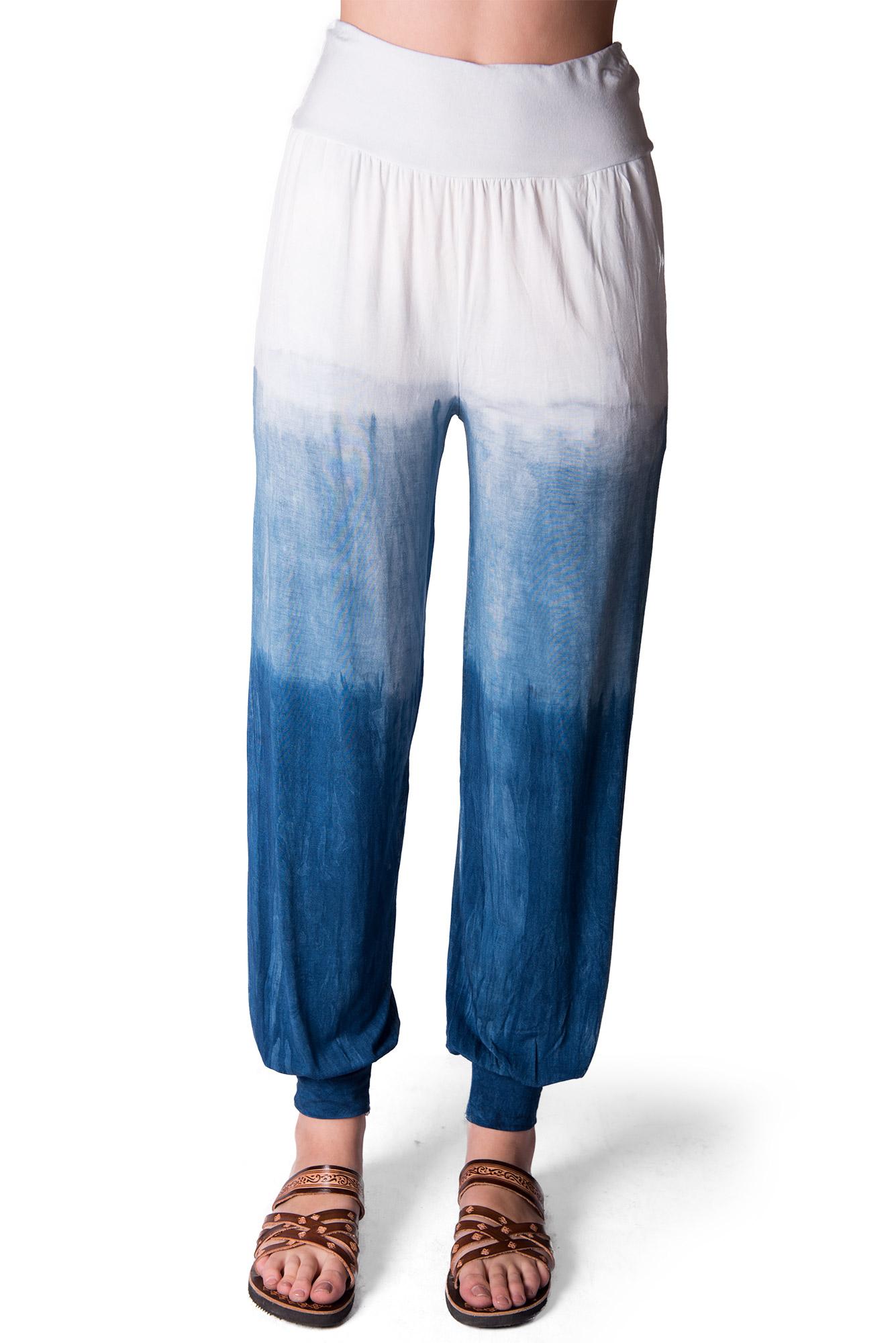 Harem Pants, Indigo - 4570im