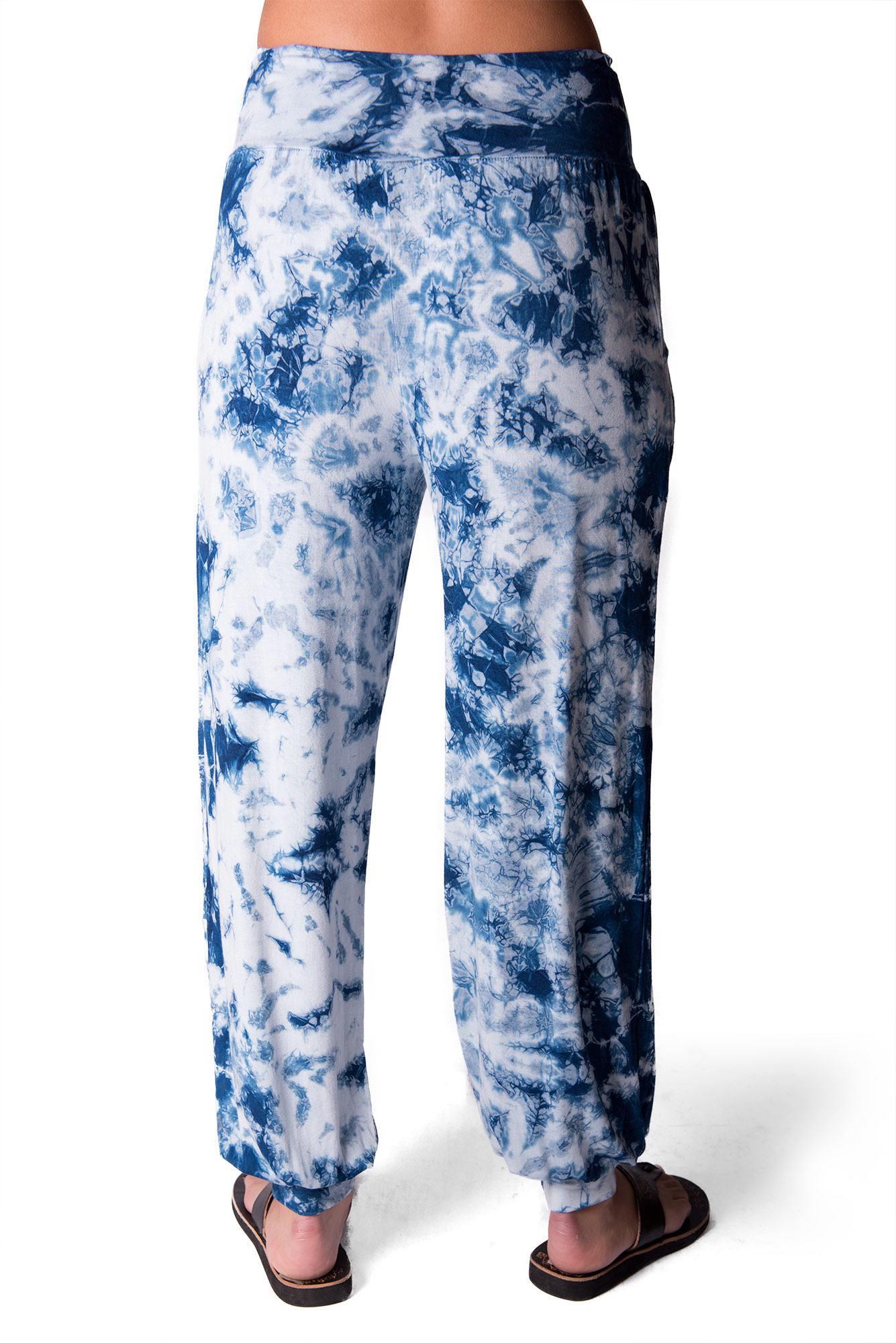 Harem Pants, Indigo - 4570is